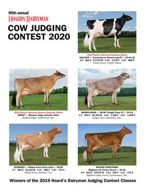 Home Page - Hoard's Cow Judging Contest